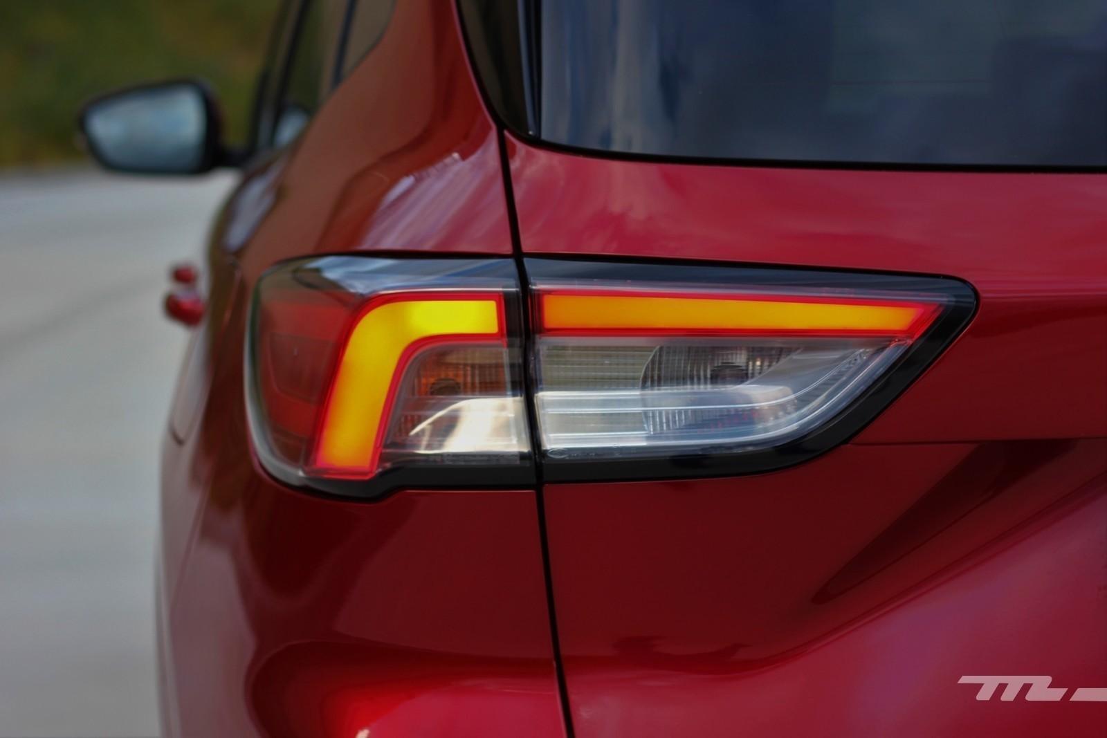 Foto de Ford Kuga 2020 - prueba (33/55)