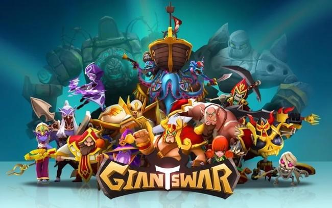 Giants Wars, un RPG clásico de batallas titánicas que acaba de aterrizar en Google Play y App Store