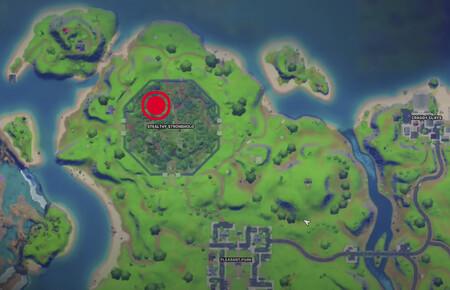 Mapa Capsula Depredador
