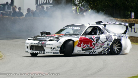 El Goodwood Festival of Speed añade drifting este año