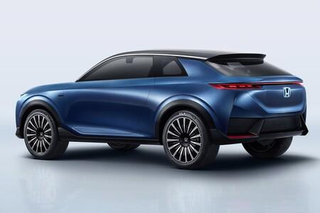 Honda Suv Electrico Mexico 2