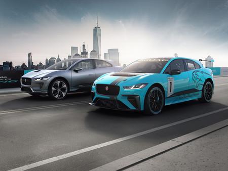 ¡Confirmado! El Jaguar I-PACE tendrá una versión muy radical (aunque Jaguar no sabe cuándo)