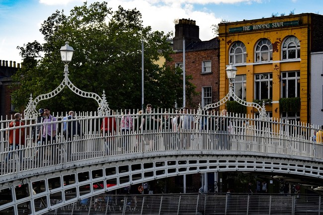 The Hapenny Bridge 2539599 960 720