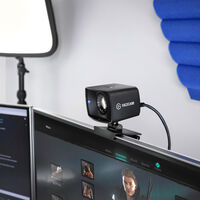 Elgato Facecam: la primera webcam de Elgato tiene el sensor de una cámara de vigilancia