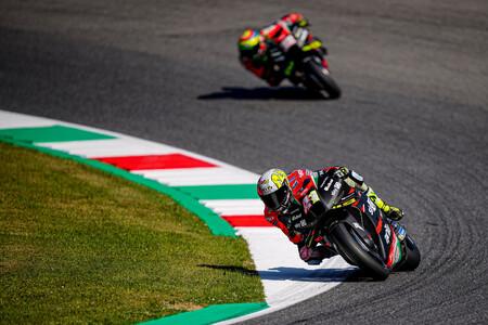 Aleix Espargaro Italia Motogp 2021