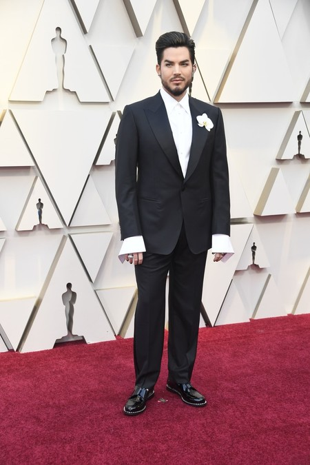 Adam Lambert Red Carpet Alfombra Roja Oscars 2019y
