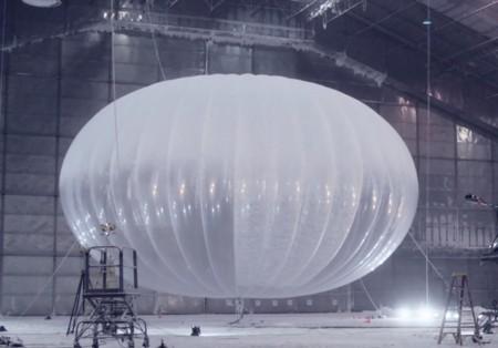 Así son las pruebas extremas a las que someten los globos de Project Loon de Google