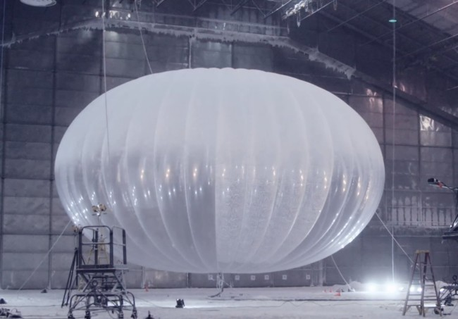 Project Loon Tests