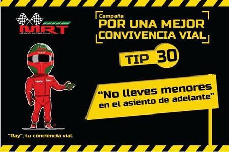 Lanzan Campaña de Concientización Vial en México