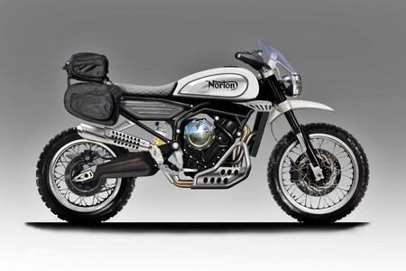 Es oficial: Norton prepara una gama de 650 cc, ¡incluida una deportiva sobrealimentada de 175 cv!