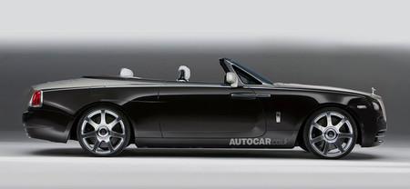 Rolls-Royce Wraith Drophead Coupé (recreación)