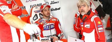 """Andrea Dovizioso señala a Gigi Dall'Igna: """"Pudo fichar a Marc Márquez para Ducati, pero quería a Jorge Lorenzo"""""""