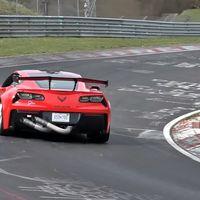 El Chevrolet Corvette ZR1 ya está rodando en Nürburgring para asaltar los 7 minutos