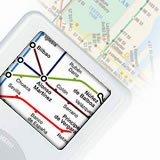 iPodSubwaysMaps, planos del metro en tu iPod