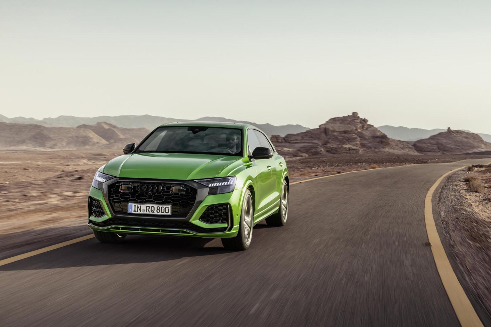 Foto de Audi RS Q8 2020 (1/47)