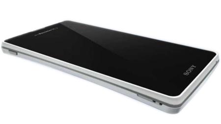Sony Xperia Z posible diseño