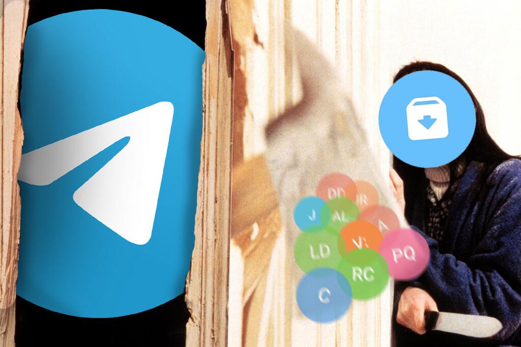 Mensajes en ruso, porno y más: mi día a día en Telegram con los mensajes de desconocidos