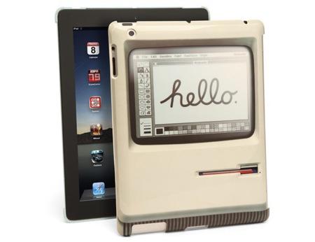 El iPad se convierte en el más clásico Macintosh