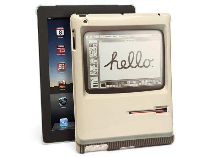Macintosh Classic iPad case