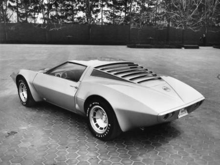 Chevrolet Corvette Xp 882 Aero Vette
