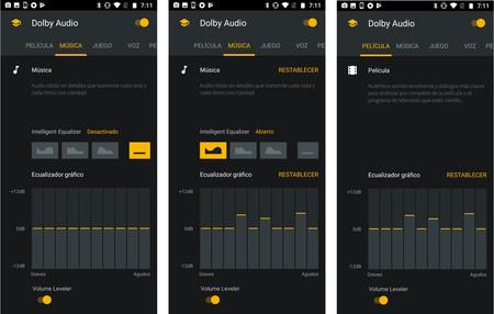 Moto G6 Plus Sonido