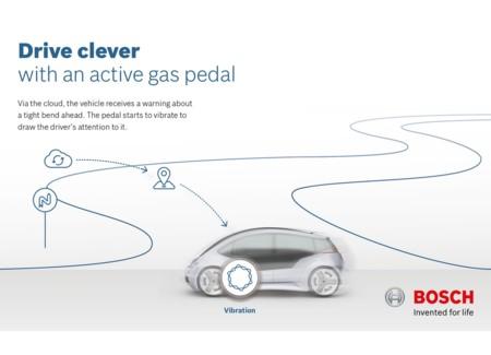 Bosch Pedal Inteligente 2