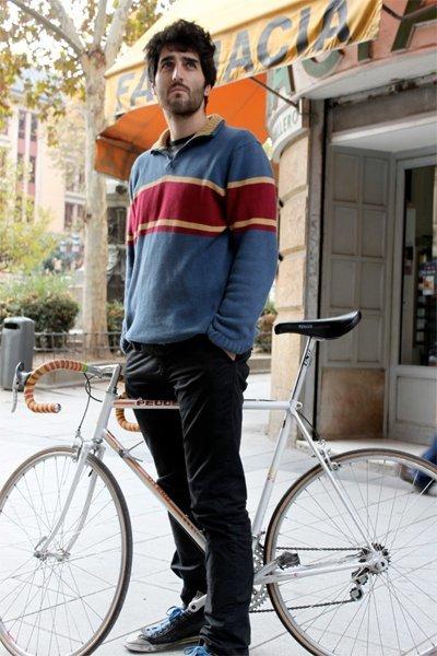 Smart Ride, un blog de street style para los que montan en bici