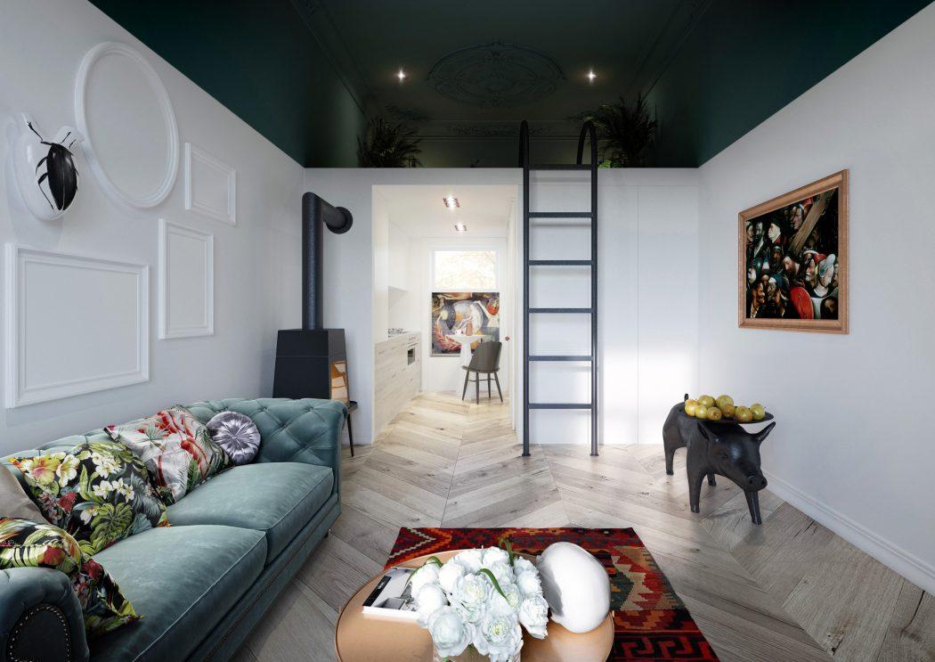 Claves para apartamentos pequeños   decoesfera