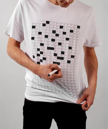 Camiseta con calendario 2009