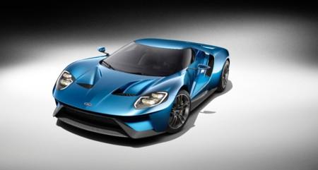 Sólo se construirán 250 unidades anuales del Ford GT ¿ya reservaste el tuyo?