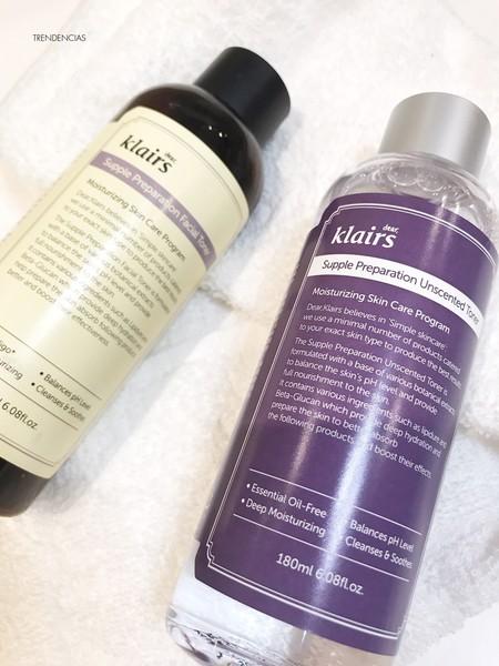 Comparamos los (maravillosos) tónicos de Klairs, los best-sellers de la cosmética coreana