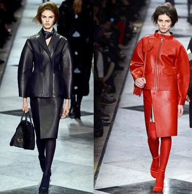 Loewe Otoño-Invierno 2013-2014 apuesta por el cuero en todas su versiones