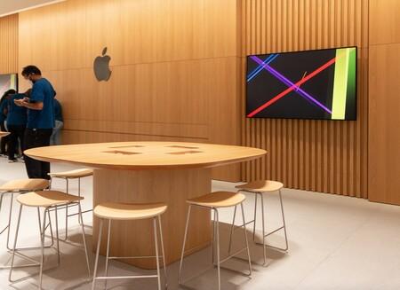 La nueva Apple Store de Nueva York es la primera con una zona permanente para recogida de productos