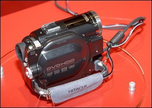 [IFA 2006] DZ-HS301 y DZ-HS303, las híbridas de Hitachi