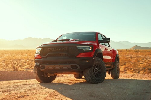 La RAM 1500 TRX ya tiene precio en México: la pick-up más extrema llega con 702 hp