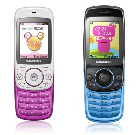 Samsung S3030, un teléfono móvil para niños