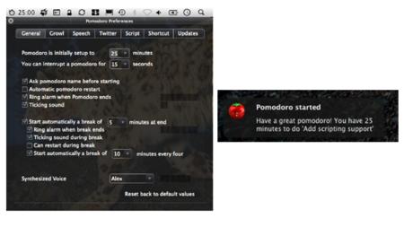 Pomodoro para Mac
