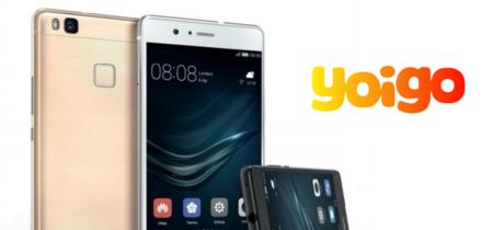 Precios Huawei P9 Lite con Yoigo