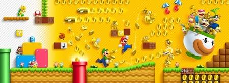 Hoy llegan los primeros contenidos adicionales de pago para 'New Super Mario Bros. 2'. Tenemos los detalles