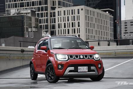 Suzuki Ignis 2021 (prueba)