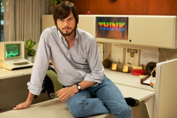 ashton kutcher steve jobs jOBS