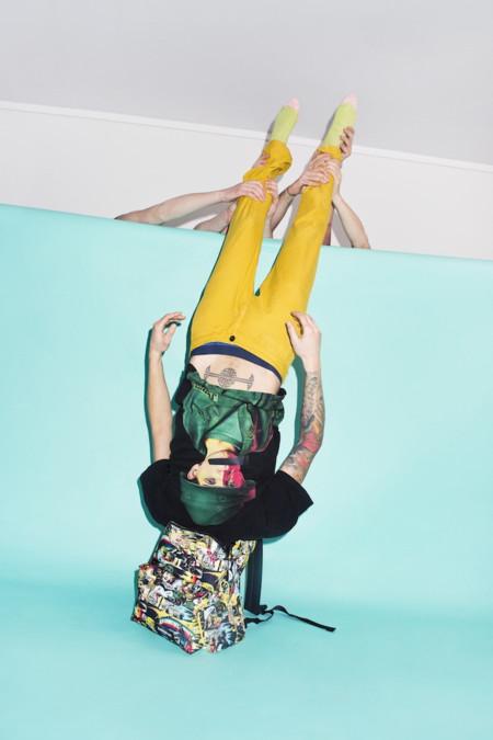 ¿Eres un enamorado de la moda PoP Art? La nueva edición de Eastpak Artist Studio te llama a gritos