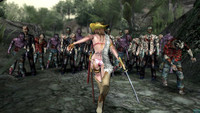 'Onechanbara: Bikini Zombie Slayers'; chicas en bikini, artes marciales y zombies, la combinación perfecta para Wii