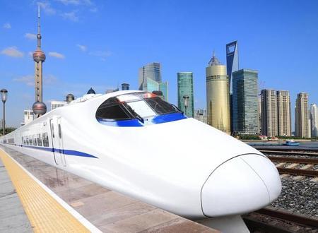 China construirá un ferrocarril de Pekín a Moscú para trenes de alta velocidad