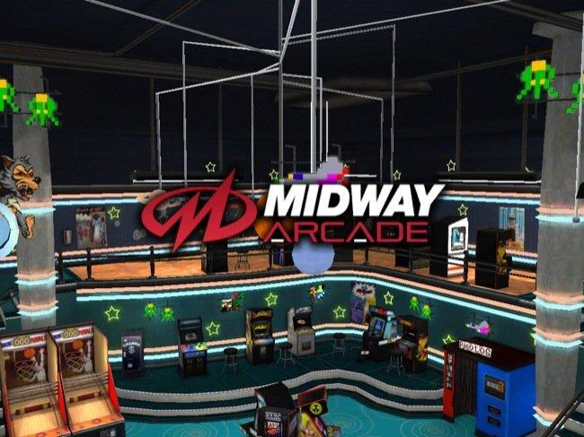 Midway Arcade, aquí empieza el viaje en el tiempo