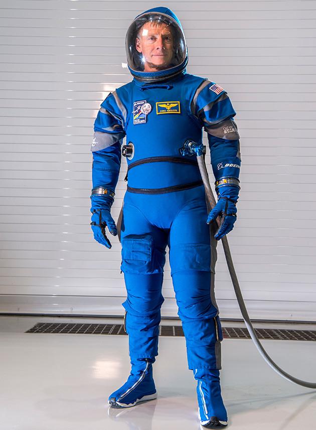 Space Suit 630