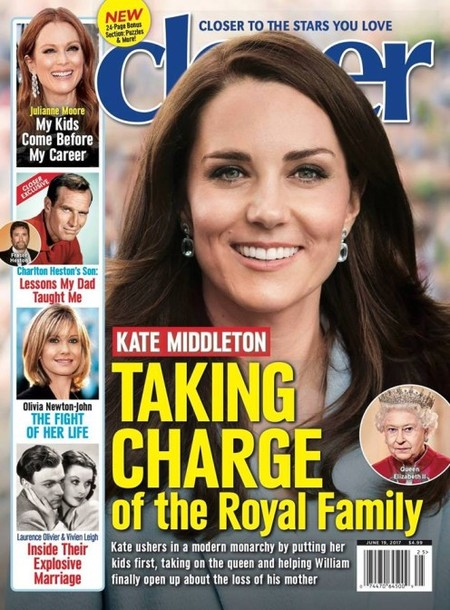 Kate Middleton parte la pana