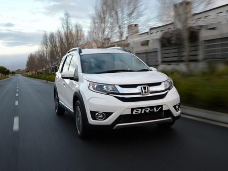 Honda BR-V: Precios, versiones y equipamiento en México