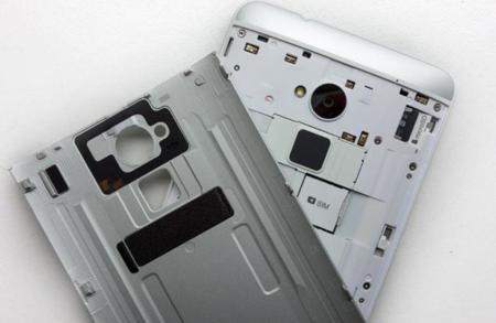 Carcasa trasera HTC One Max