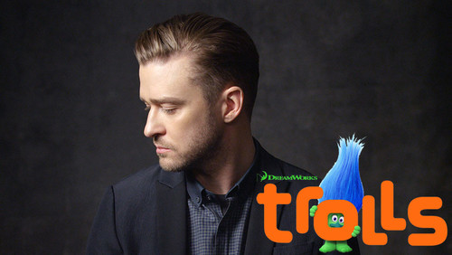 'Can't Stop The Feeling': Trolls y Justin Timberlake, felices como perdices